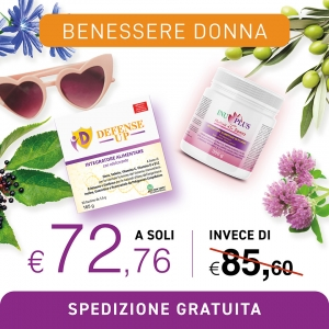 Intergratori alimentari online - Dom Terry International